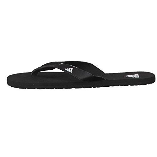 adidas Herren Eezay Flip Flop, Badeschuhe, Schwarz - 2