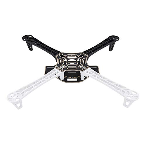 Dilwe RC-Drohnenrahmen-Kit, integrierte Platinen-Quadcopter-Drohnenrahmen-Kit für DJI F450