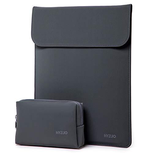 HYZUO 13-13,5 Zoll Laptop Hülle Tasche Laptophülle Compatibel mit 13,5 Surface Laptop/Alt MacBook Air 13/MacBook Pro 13 2012-2015/12,9 iPad Pro 2015 2017/Hp Spectre x360 13 mit kleine Tragetasche