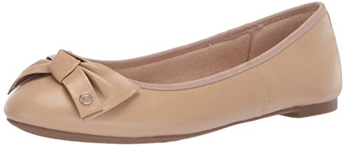Circus by Sam Edelman Women's Connie Ballet Flat, Classic Nude, 8