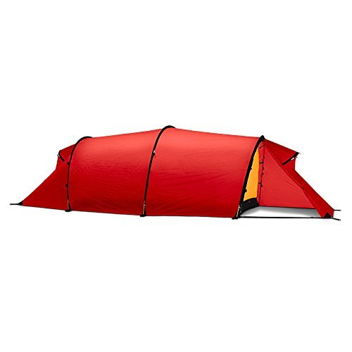 Hilleberg Kaitum 2 persoon, mountaineering shelter, Red Color Tent by