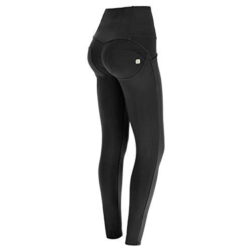 Freddy Damen Wrup1hc001 Legging Not Applicable, Schwarz (Black N0), 38 (Herstellergröße: Large)