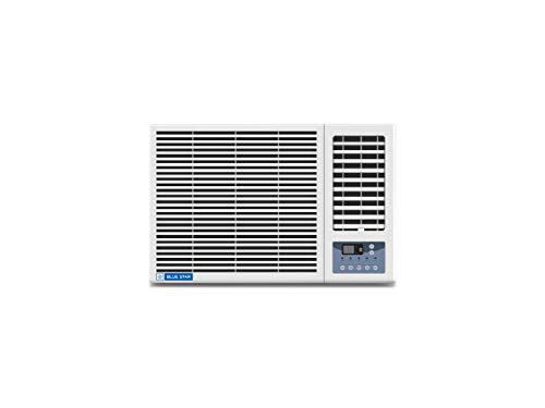 Blue Star 1.1 Ton 5 Star Window AC (Copper, 5W13GA, White)