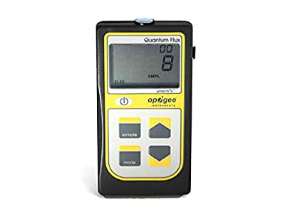 Apogee Instruments Affordable MQ-100 Compact PAR Meter with Original Quantum Sensor