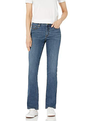 Amazon Essentials Autentico Jeans Bootcut, Medium Dark Wash, 14 Regular