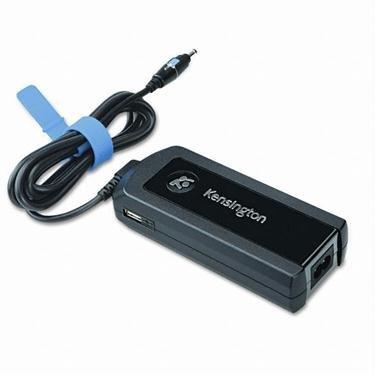 Kensington Wall Notebook PWR Adapter w/USB Port - Refurb