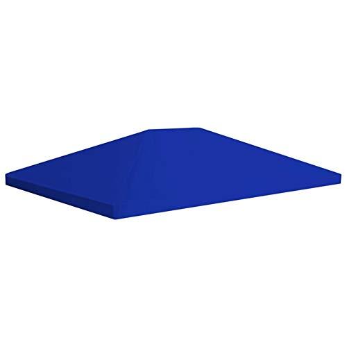 EBTOOLS - Cubierta de repuesto para cenador de jardín, color azul