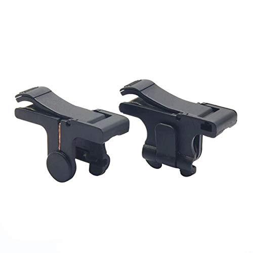 fghdf Teléfono móvil del botón del Juego Disparo de gatillo Controlador Tirador Objetivo Clave el Juego para móvil
