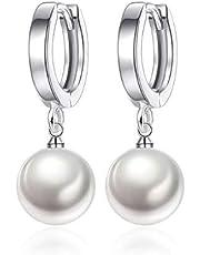 Earrings Striking Agate Beads for Women