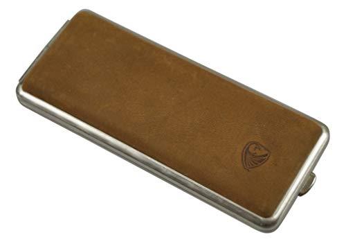 GERMANUS Zigarettenetui, Made in Germany, Schmales Rind, 85 bis 100 mm