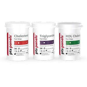 CardioChek Refill Cholesterol Kit (3 capillaries and 3 lancets per box of 3 ct....