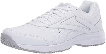 Reebok Women's Work N Cushion 4.0 Walking Shoe, White/Cold Grey/White, 8.5 M US