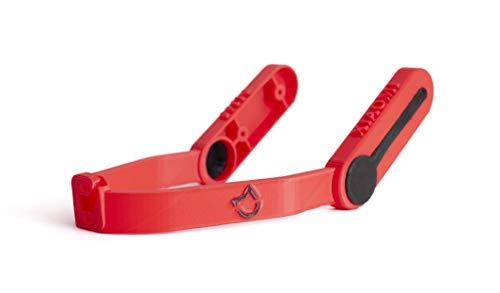 3dqueroP Soporte Guardabarros 3D para Patinete xiaomi m365 (Rojo)