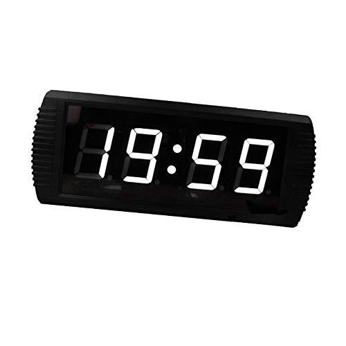 WyaengHai Countdown-Uhr Anzahl Der Minuten Und Sekunden Countdown-Uhr Invertierte Digitale Countdown-Timer Mit Fernspeiseanschluß 3 Zoll Geeignet für Fitness-Studio Fitness