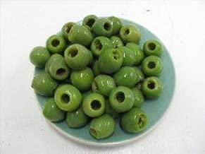 Italian Fresh Pitted Castelvetrano Olives - 5 Lbs