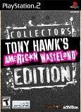 PS2 Tony Hawk's American Wasteland Coll Ed