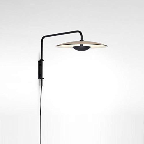 Lamp wandlamp wandlampen buitenlamp Italiaanse Noordse eenvoudige woonkamer-wand-lamp-kunst-nachtslaapkamer-design-voorbeeldige kamer-wandlamp