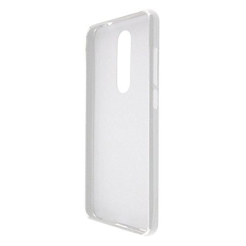 caseroxx TPU-Hülle für Wiko View Prime, Handy Hülle Tasche (TPU-Hülle in transparent)