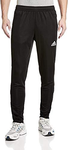 adidas Tiro17 Trg Pnt Pantalones, Hombre, Negro (Negro/Blanco), XS