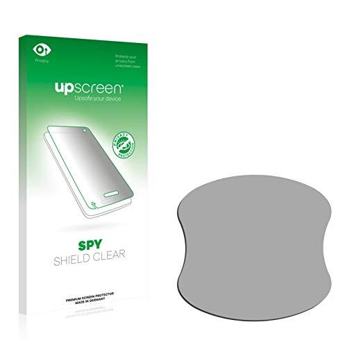 upscreen Anti-Spy Blickschutzfolie kompatibel mit Siemens ME45 Privacy Screen Sichtschutz Bildschirmschutz-Folie