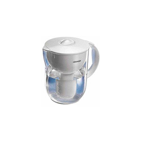 Unbekannt Kenwood WF153 Wasserkrug mit Wasserfilter und Deckel 3 l weiß