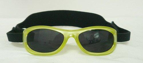 A-Safety A-Safety Kindersonnenbrille APS44, hellgrün, 0-3 Jahre