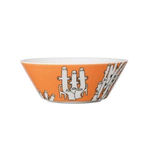Moomin Hattifatteners Bowl 15cm