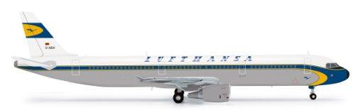 Herpa 555517 - Lufthansa Retro Airbus A321
