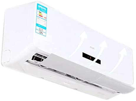 Air deflector for window air conditioner _image2