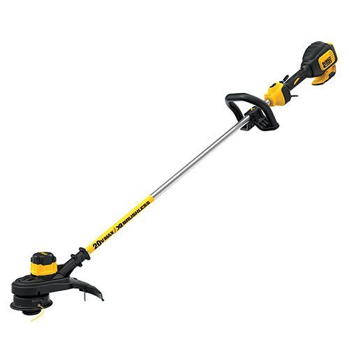 Big Save! DEWALT DCST920B 20V Lithium Ion XR Brushless String Trimmer (Baretool)