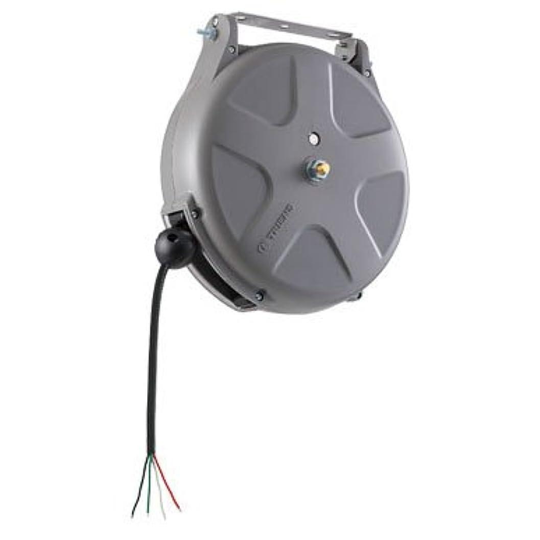 吸収ありふれた構成員三協リール 無接点制御リール 24V/0.5A 8m 4芯無接点 SNS-408A