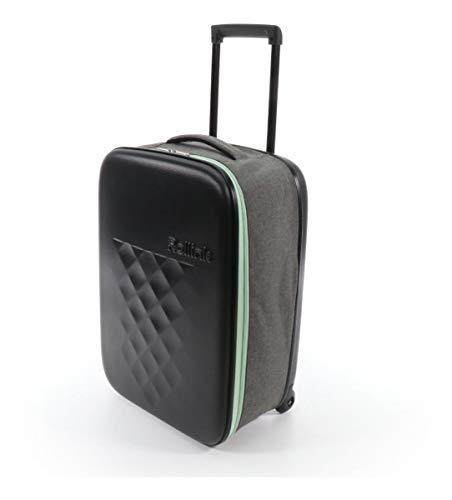 Maleta Flex Rollink 21, Maleta Flexible Inteligente Y Ultra Delgada Tecnológica Para Viajes 21 Pulgadas, Maleta Plegable Ocupa Poco...