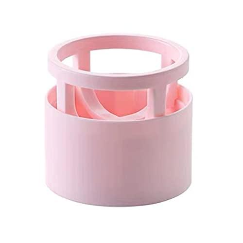 HUIJUAN Tendedero de esponja con borla para polvos, maquillaje, de alta calidad, respetuoso con el medio ambiente y duradero