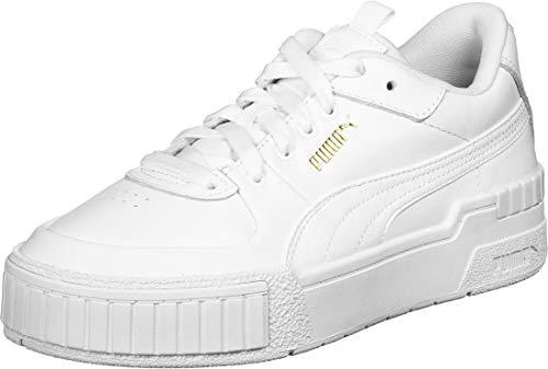 Puma Cali Sport WN S, Zapatillas De Las Mujeres, White White, 21 EU