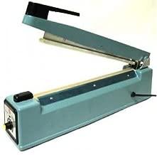 Selladora t/érmica de 20cm para bolsas de pl/ástico con enchufe brit/ánico PrimeMatik