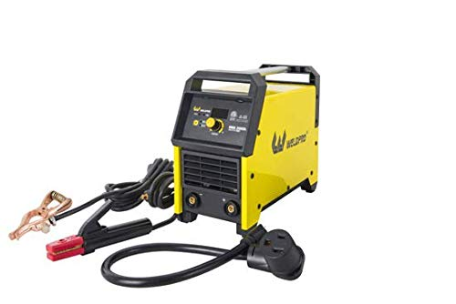 Weldpro 200 Amp Inverter Arc/Stick/Lift TIG Welder with Dual Voltage 220V/110V