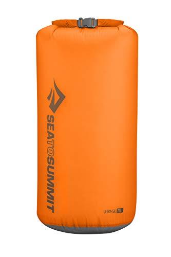Sea to Summit Ultra-Sil torrsäck vattentät packpåse, orange, 13 l