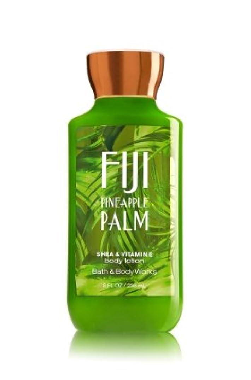 エンドウ流行しているボトルネック【Bath&Body Works/バス&ボディワークス】 ボディローション フィジーパイナップルパーム Body Lotion Fiji Pineapple Palm 8 fl oz / 236 mL [並行輸入品]