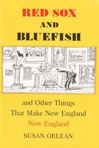Red Sox and Bluefish: And Other Things That Make New England New England 057112982X Book Cover