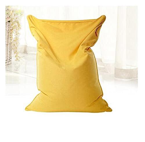 Adecuado para Sandalias Interiores y Grandes, bocanadas, sofás, Bolsas perezosas, Tatami y Bolsas de Frijoles (Color : Blue)