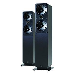 Q Acoustics 2050i Floorstanding Speaker (Graphite) (Pair) by Q Acoustics