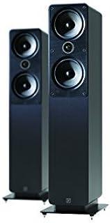 Q Acoustics Q2050i - Altavoz (Grafito, Piso, Universal, Alámbrico, 44 - 22000 Hz, De 2 vías): Amazon.es: Electrónica