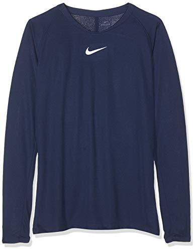 Nike Kinder Park First Layer Jersey LS Trikot, Royal Blue White, L