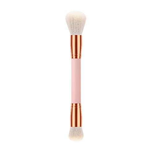 Drawihi Pinceaux Maquillages Cosmétique Brush Beauté Maquillage Brosse Makeup Brushes Cosmétique Fondation 1Pcs (rose)