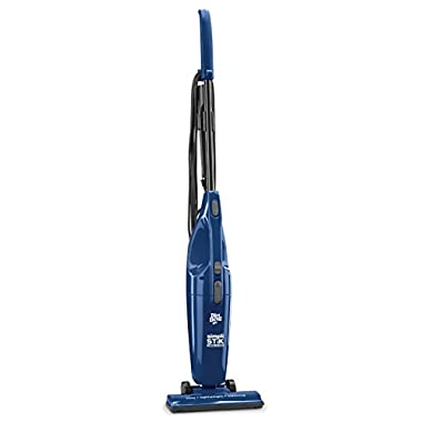 Dirt Devil Vacuum Cleaner Simpli-Stik Lightweight Bagless Corded Dark Blue Stick and Handheld Vacuum SD20009