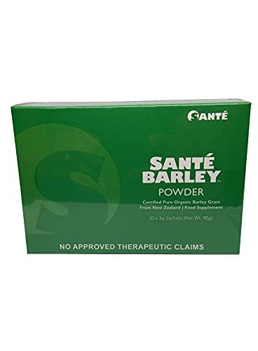 Sante Pure Barley New Zealand Blend 3 Mini Boxes x 10 = 30 sachets