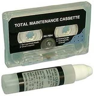 Cassette Head Cleaner & Demagnetizer
