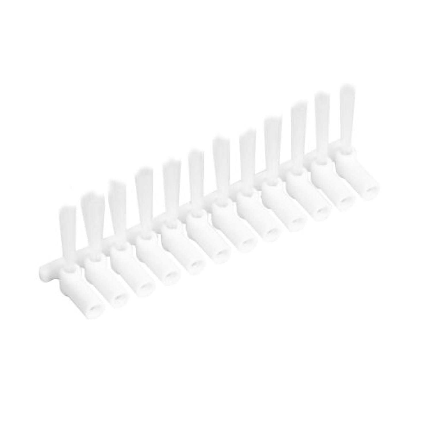 満員触覚口述する山善 電動歯間ブラシ デンタルペッカー専用替ブラシ 12本(専用保管ケース付) DPK-10