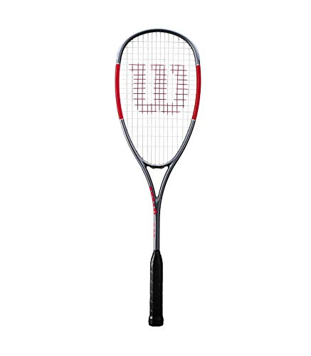 Wilson Pro Staff Squash Racquet Series (Countervail, UltraLight, Light) (Light)