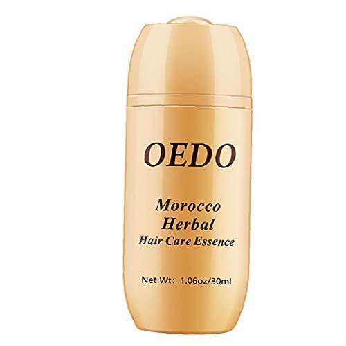RRunzfon Hair Repair Serum Fast Oil Cuidado del Cabello Potente con Herble Esencia para el Cabello dañado seco Crecimiento Tratamiento 30ML, suero de Pelo